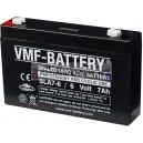 VMF SLA7-6 (6Volt 7Ah)