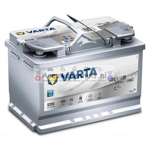 Varta Start-Stop Plus 570901076 E39 (12V 70Ah 20h)