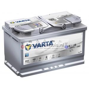 Varta Start-Stop Plus 580901080 F21 (12V 80Ah 20h)