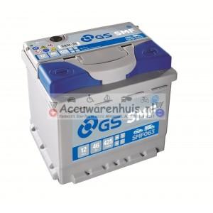 GS Accu 54459 12Volt 45ah (20h) MF