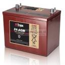 Trojan 24-AGM Industrial DC AGM 12V 76Ah