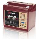 Trojan U1-AGM Industrial DC AGM 12V 33Ah